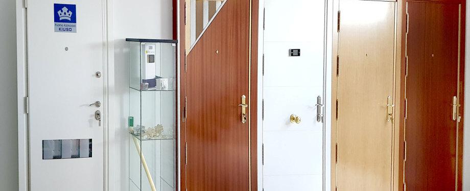 Puertas blindadas madrid 910 299 670 precios de fabrica for Puertas blindadas madrid
